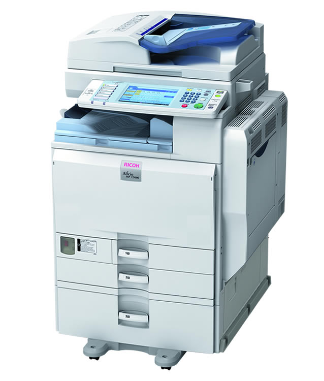 Ricoh Aficio MP C5000 Multifunction Driver Windows 7