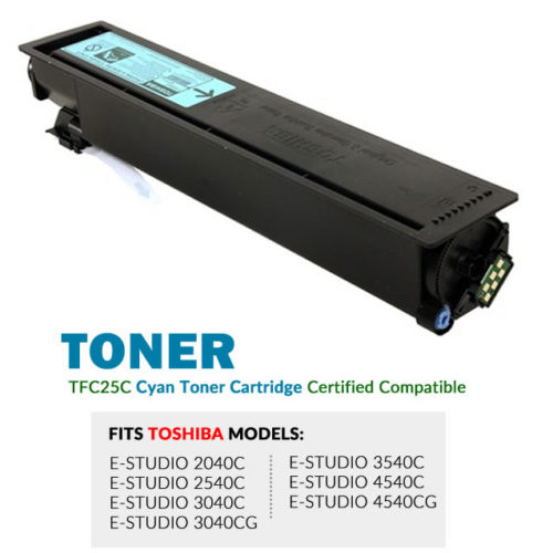 Toshiba TFC25C