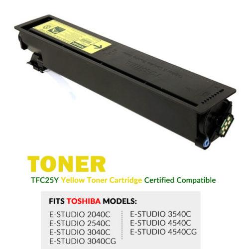 Toshiba TFC25Y