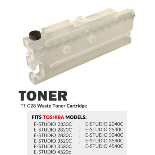 Toshiba Tf-C28 Waste Toner