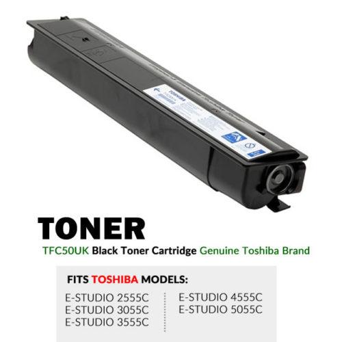 Toshiba TFC50UK