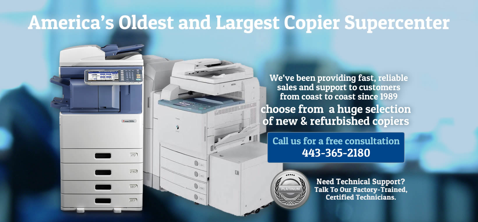Refurbished Copier Supercenter