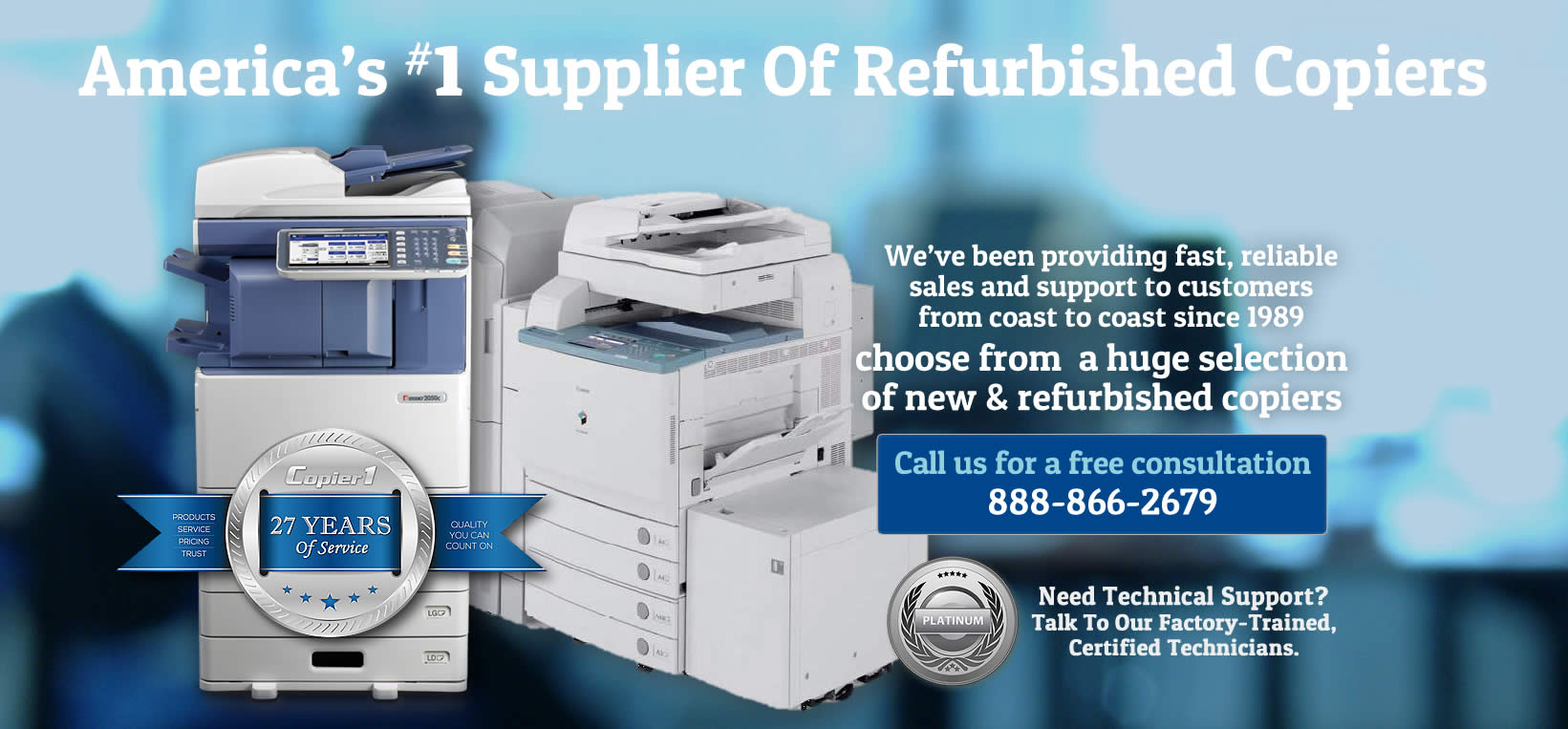 Refurbished Copier Supercenter
