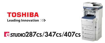 Toshiba eStudio 287-347-407cs from Copier1